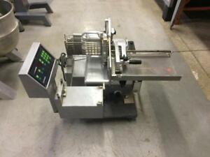 USED BIZERBA FULLY AUTOMATIC MEAT