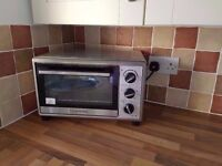 Portable electric oven from Cookwork - cook fast and in excellent condition