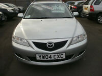 MAZDA 6 TS 2.0 DIESEL ESTATE GENUINE 50,000 MILES WITH FULL SERVICE HISTORY