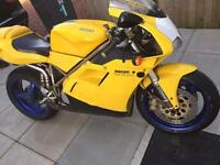 Ducati 748 S Cheapest Online....You Won't Find Cheaper....HPI Clear