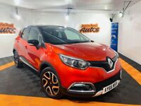 2016 RENAULT CAPTUR SIGNATURE NAV 1.5 DCI ** LOW MILES ** AUTOMATIC TRANSMISSION ** FULL HISTORY
