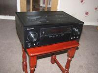 Pioneer VSX-528-K 5.1 Channel AV Receiver - Black.