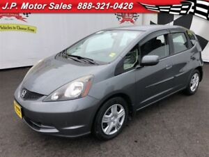 2013 Honda Fit LX, Automatic, Bluetooth, Only 113, 000km