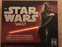 NEW The Star Wars Vault. 30 years of treasures.