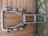 3 Bike towbar mount bike rack