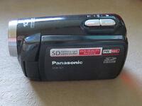 Panasonic SDR-S7 Compact Camcorder
