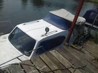 Birchwood 18 Project boat