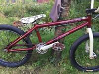CUSTOM BMX -MONGOOSE MENACE