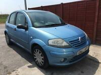 Citroen c3 1.4 petrol sx hatchback 5 door