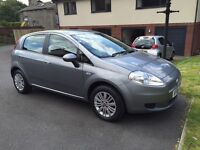 Fiat Punto Grande 1.4 ELEGANZA 2008, Lowest price nationally for this spec, HPI Clear, 8 months MOT