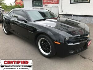 2013 Chevrolet Camaro 1LS ** 6 SPEED, BLUETOOTH, CRUISE **