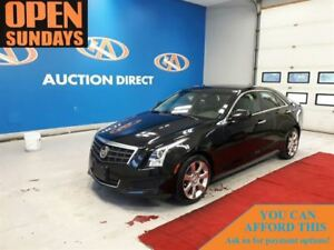 2014 Cadillac ATS 2.5L SUNROOF! CHROME RIMS! FINANCE NOW!
