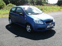2009 CHEVROLET AVEO 1.2S (1 OWNER FROM NEW) 12 MONTHS M.O.T 6 MONTHS WARRANTY