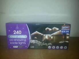 Brand New 240 COOL WHITE