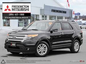 2013 Ford Explorer XLT! REDUCED! 4X4! 7 SEATER! HEATED SEATS!