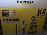 Karcher k4 full control power washer