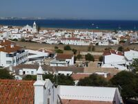 Fully equipped 1 bedroom apartment in Lagos, Portugal with great sea views