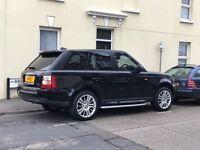 Range Rover Sport 2.7TDI 2006(55) 81K Miles NEW cambelt and brakes FSH MOT