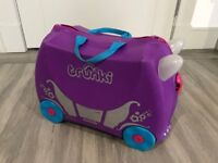 Trunki Penelope the Princess Ride-on Suitcase