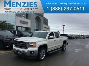 2014 GMC Sierra 1500 SLT 4x4, Nav, Bluetooth, Clean Carproof