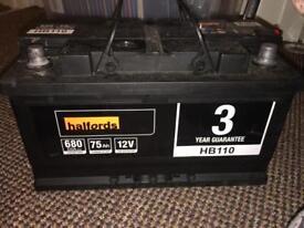 680 Battery pack for car