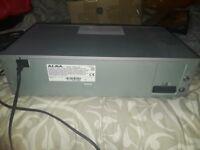 Alba VCR6001SIL VCR Video Player