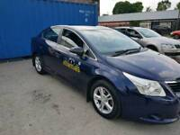Toyota avensis Oldham taxi