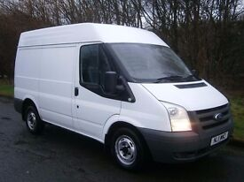 2011(11) FORD TRANSIT T280 SWB SEMI HIGH, COMPANY OWNED, READY TO GO STRAIGHT TO WORK, NO VAT!!