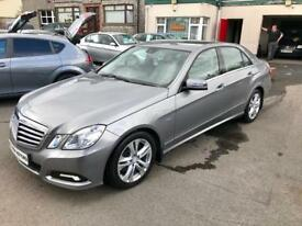 MERCEDES E CLASS, 2010, AUTO-MATIC, FULL LEATHER **DRIVE AWAY FROM £68 A WEEK**