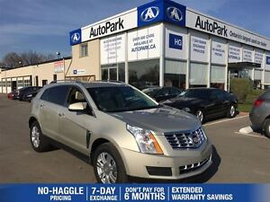 2014 Cadillac SRX Alloys| Heated Seats| Backup camera