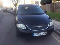 Chrysler Grand Voyager , Diesel , Full Leather , 7 Seater, MOT 03/08/2017