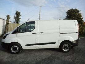2014 Ford Transit Custom 125 BHP