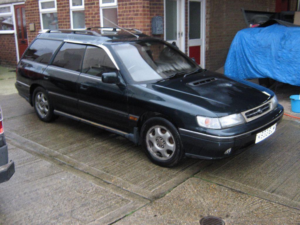 1993 subaru legacy mk1 gt turbo