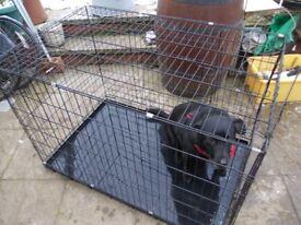 Extra large dog cage xxl 4ft