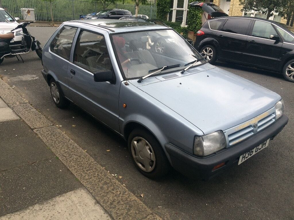 Nissan Micra Old Style From 1990 For Sale In Streatham