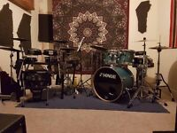 Drum Tuition - Swansea - All levels and abilities
