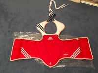 Adidas WTF TKD reversible body protector