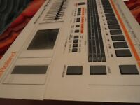Roland TR-707 Rhythm Composer Drum Machine for Sale