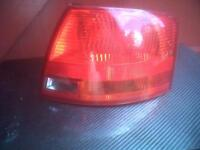 AUDI REAR LIGHT TAILLIGHT RIGHTS SIDE A3 A4 BOTH SIDES FOR SALE