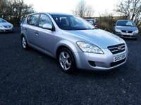 Kia Ceed 2007, 1.4, low mileage, new MOT