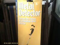 METAL DETECTOR, IDEAL FOR BEGINER,