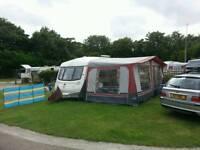 Award Northstar 5 Berth Caravan