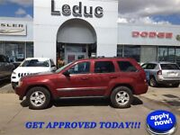 2007 JEEP GRAND CHEROKEE LAREDO - LOW KM! - GET APPROVED TODAY!