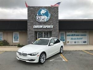 2013 BMW 3 Series LOOK 320I! $125.00 BI-WEEKLY+TAX!