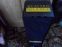 Quattro Millenco Levelling blocks for Motorhomes.
