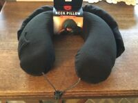 Grand Trunk - Hooded Travel Neck Pillow
