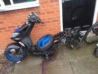 Looking for mopeds broken or working