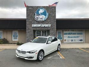 2013 BMW 3 Series LOOK 320I! $135.00 BI-WEEKLY+TAX!