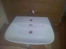 Sink, new