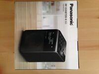 **BRAND NEW** Panasonic RF-D20BTEB-K Black Bluetooth Splash Proof Compact DAB - FM Radio